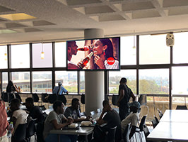 Wits University – Matrix Dining Hall